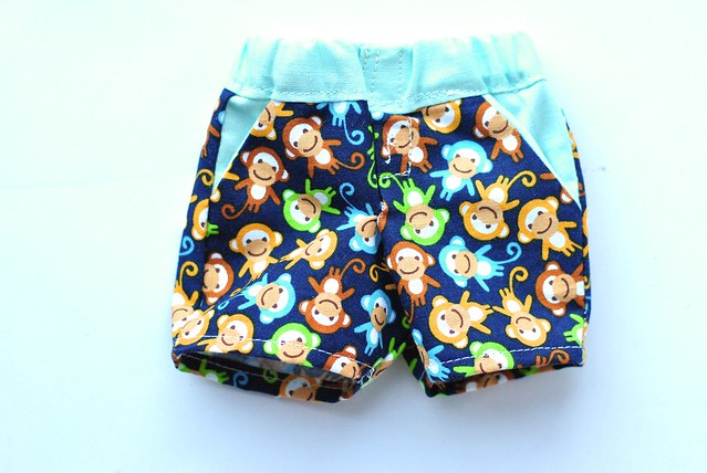 Doll Days Shorts