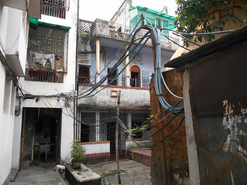 Yogin Ma's House at Bagbazar Street, Kolkata, West Bengal, India