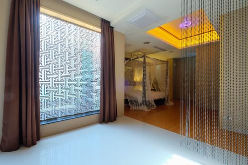 汽車旅館也能像villa,情侶來台南媜13住宿度假吧! (5)