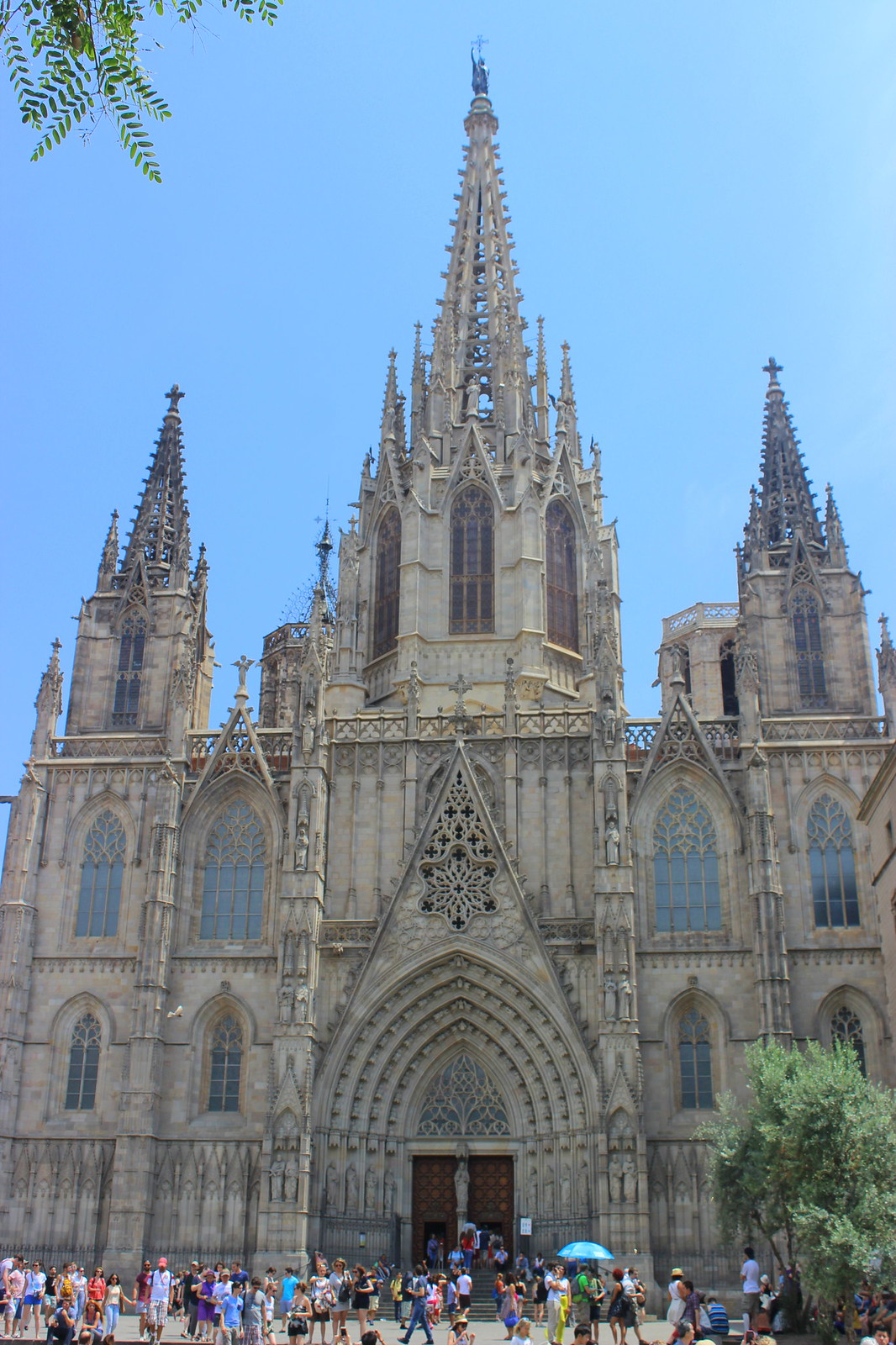 cathedral of santa eulalia