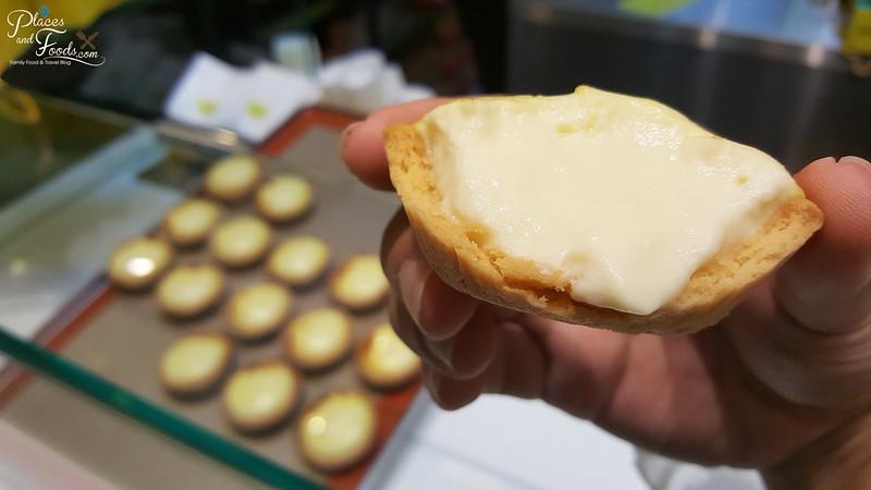 hokkaido baked cheesetart empire