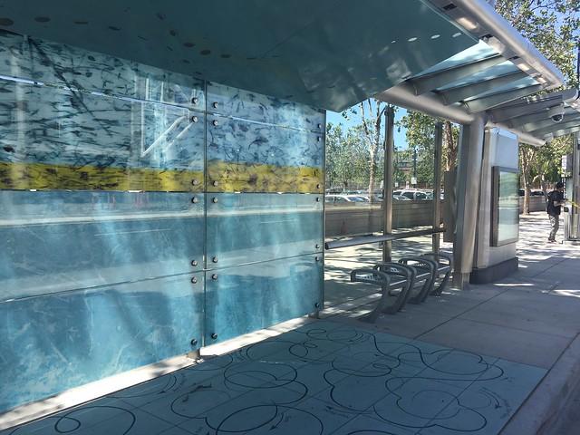 Alum Rock/Santa Clara BRT Public Art