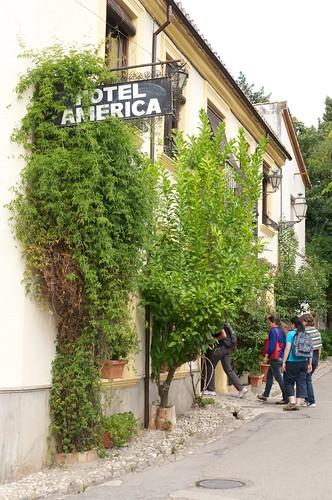 Hotel America Granada Spain Reviews