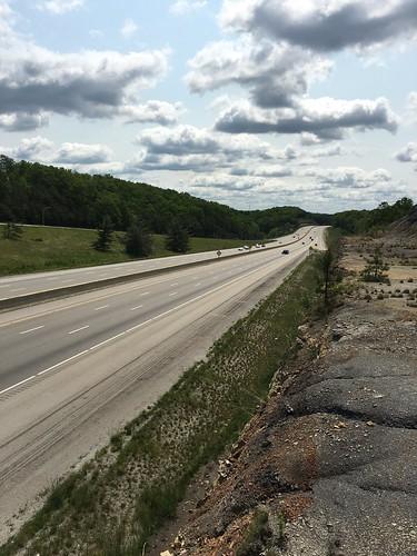 Crossing I-75