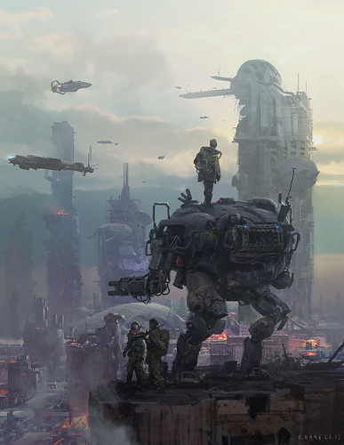 Free-to-play mech shooter Hawken hits PS4 next month - PlayStation