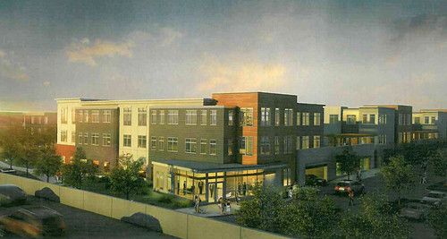60-70-Cross-Street-Stop-and-Shop-East-Somerville-McGrath-Highway-Young-Construction-Residential-Development-Project-VHB-Cube3-Studio-Architectural-Rendering