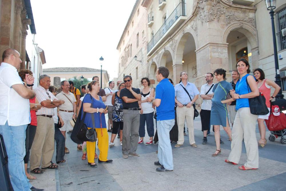 reharq_juan de dios de la hoz_arquitecto_director proyecto seis iglesias lorca_premio europa nostra_foto vía carmen martinez
