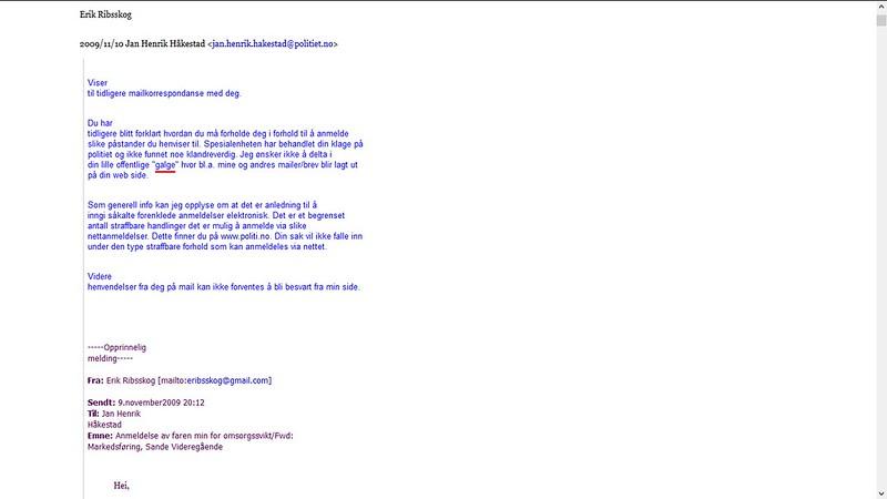 galge håkestad mail