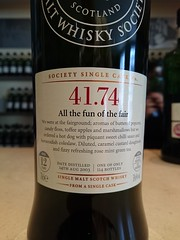 SMWS 41.74 - All the fun of the fair
