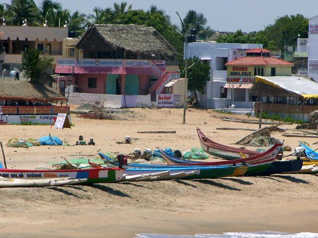 Playa de Mamallapuram