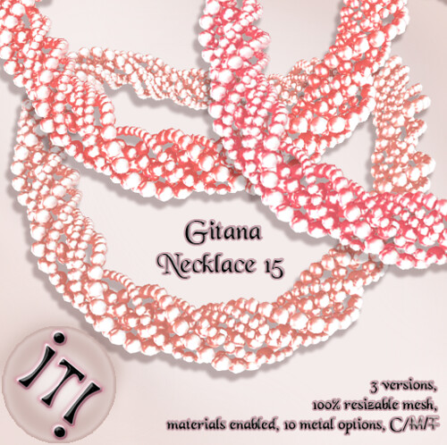 !IT! - Gitana Necklace 15 Image