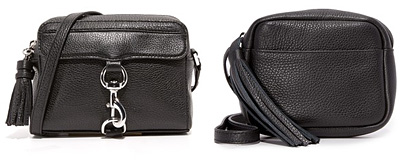 Camera Bags Rebecca Minkoff and Shaffer