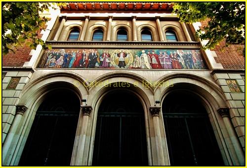Bas lica de san jos oriol barcelona espa a flickr - Barcelona san jose ...