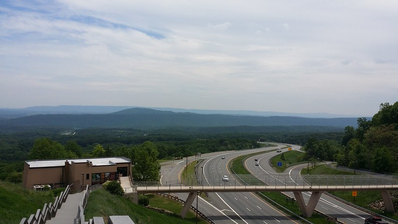 Sideling Hill Overlook