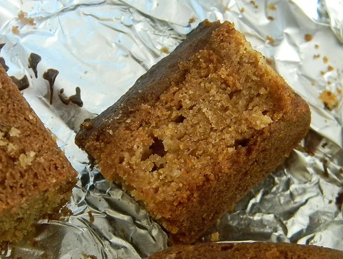 Peanut Butter Applesauce Cake
