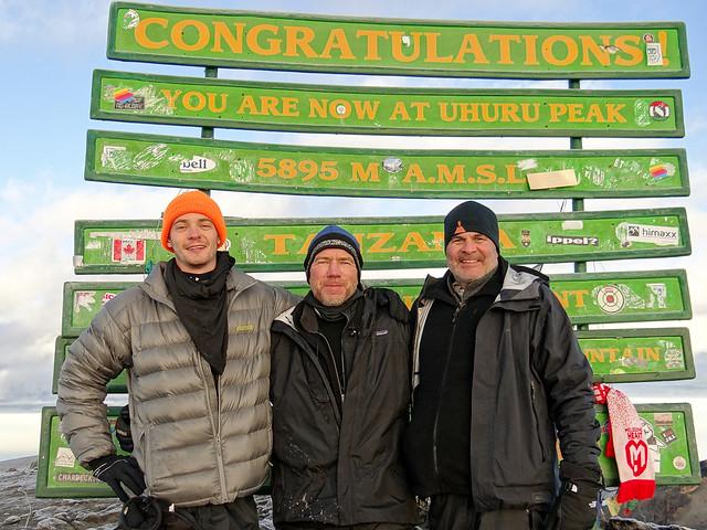 2013-01 Climbing Mt Kilimanjaro