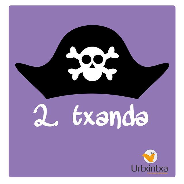 Udaleku Piratak 2016 2.txanda