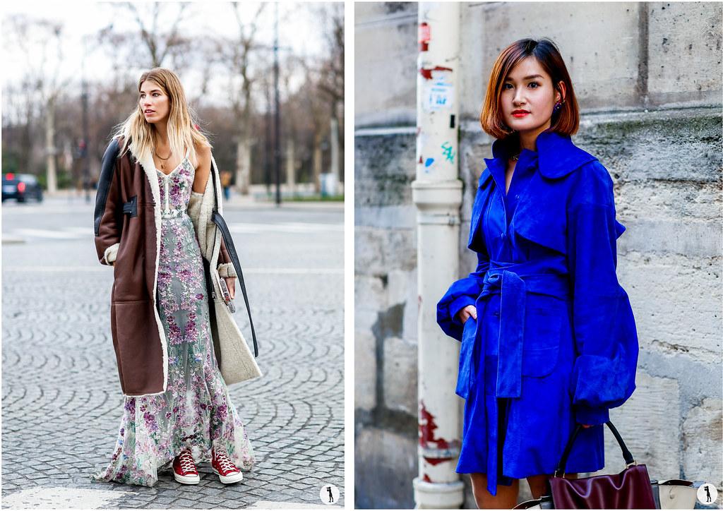 Street style Paris Fashion Week FW16-17