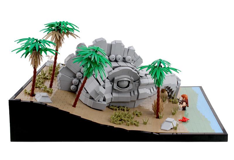 LEGO Elder Scrolls Online – Tava's Beak