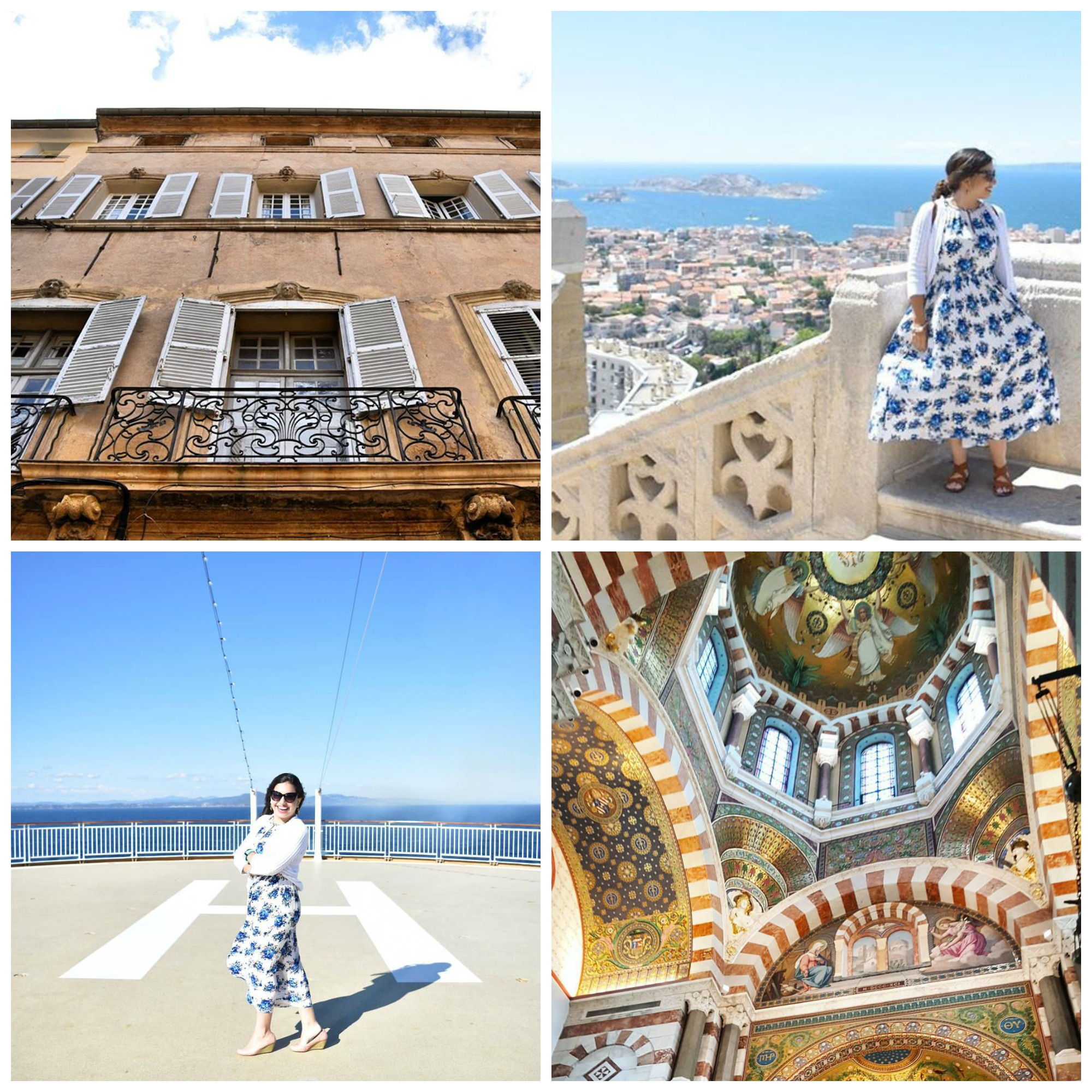 Aix-en-Provence, Marseille, Toulon