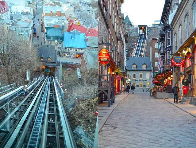 collage - funicular