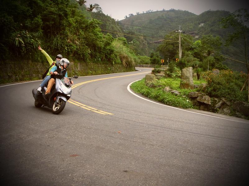 Taiwan Island trips X Couchsurfing。嘉151鄉道隨拍。太平36灣 (34)