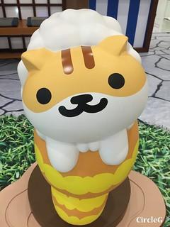 CIRCLEG 香港 遊記 尖沙咀 海港城  LCX NEKO ATSUME 悠遊夏祭 JAPANESE SUMMER FESTIVAL 貓 IPHONE GAME APP (11)