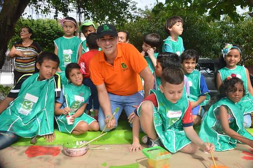 La cultura se vive en los parques de Barranquilla