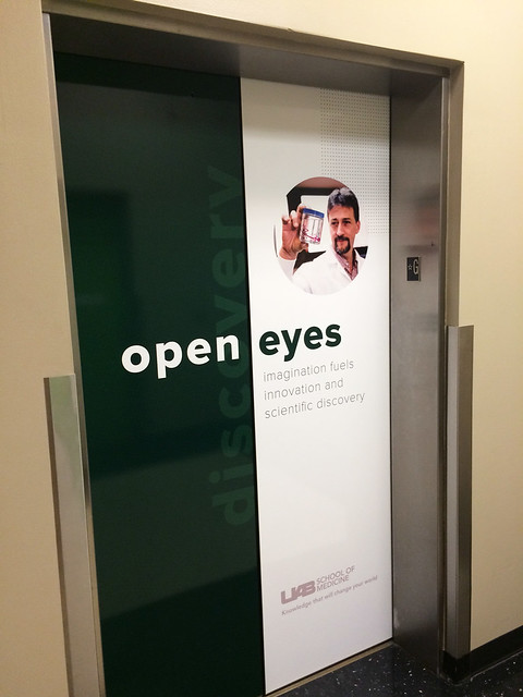 Faculty Office Tower (FOT) Elevator Wraps