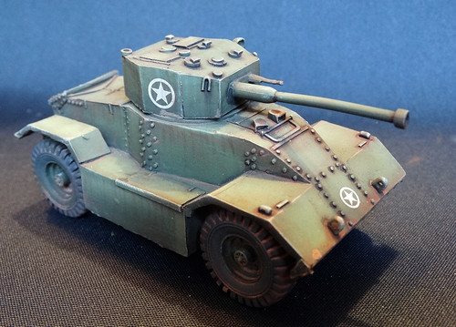 Bolt Action - British AEC