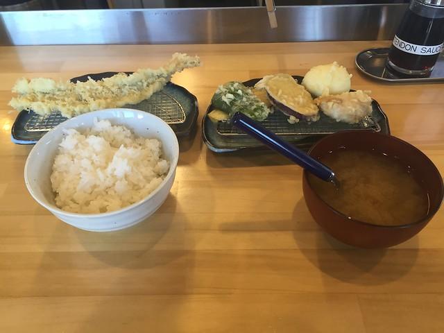 Tempura - Japan food guide