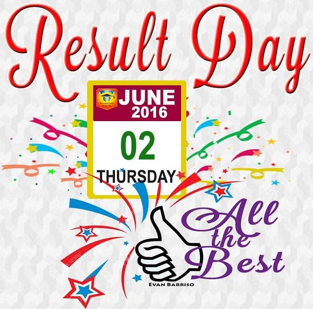Result Day 2015-2016
