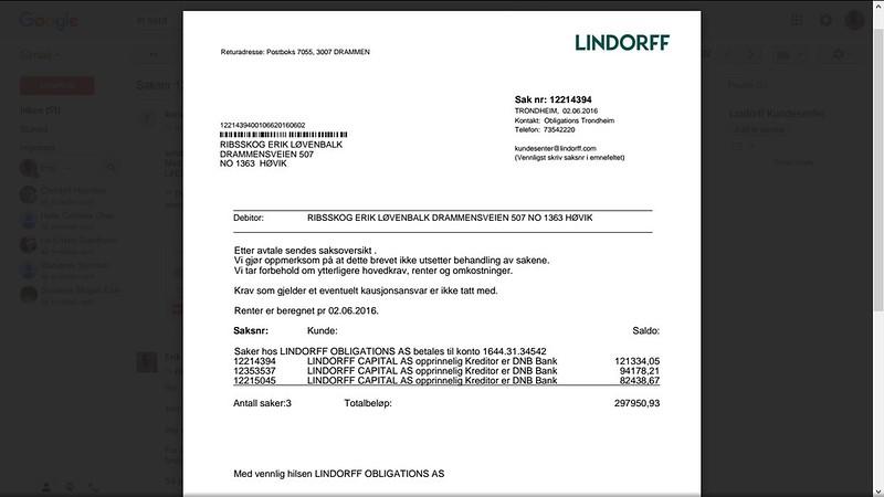 ebrev lindorff