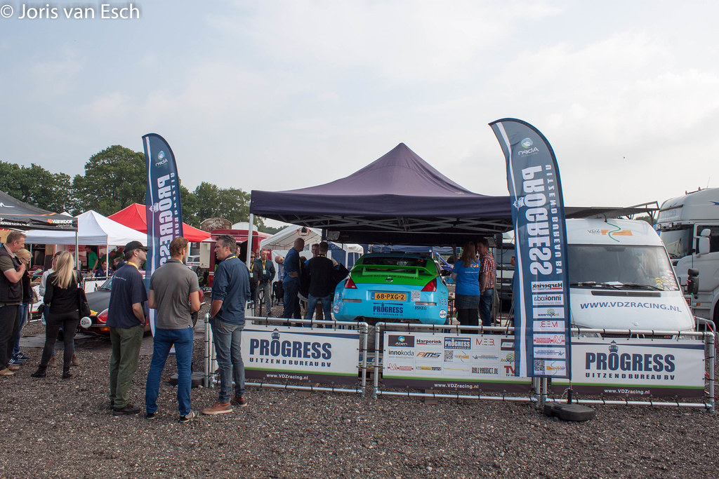 VDZ Racing @ ELE Rally 2016