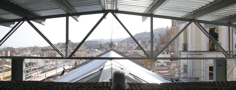 iglesia de santiago lorca_ cúpula_patrimonio_rehabilitación_premio europa nostra_foto vía Daniel Sangüesa_GirArk_