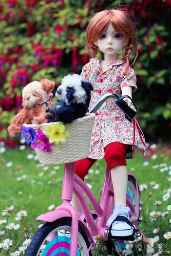 Olive's Bike