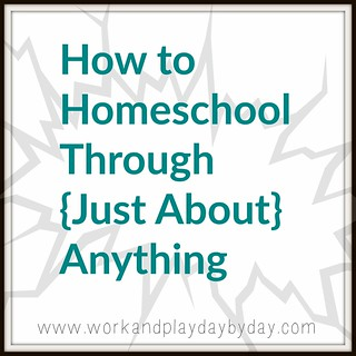 How to Homeschool Through Anything Logo