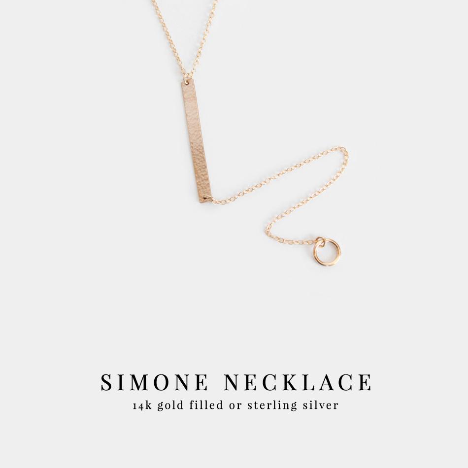 simone necklace