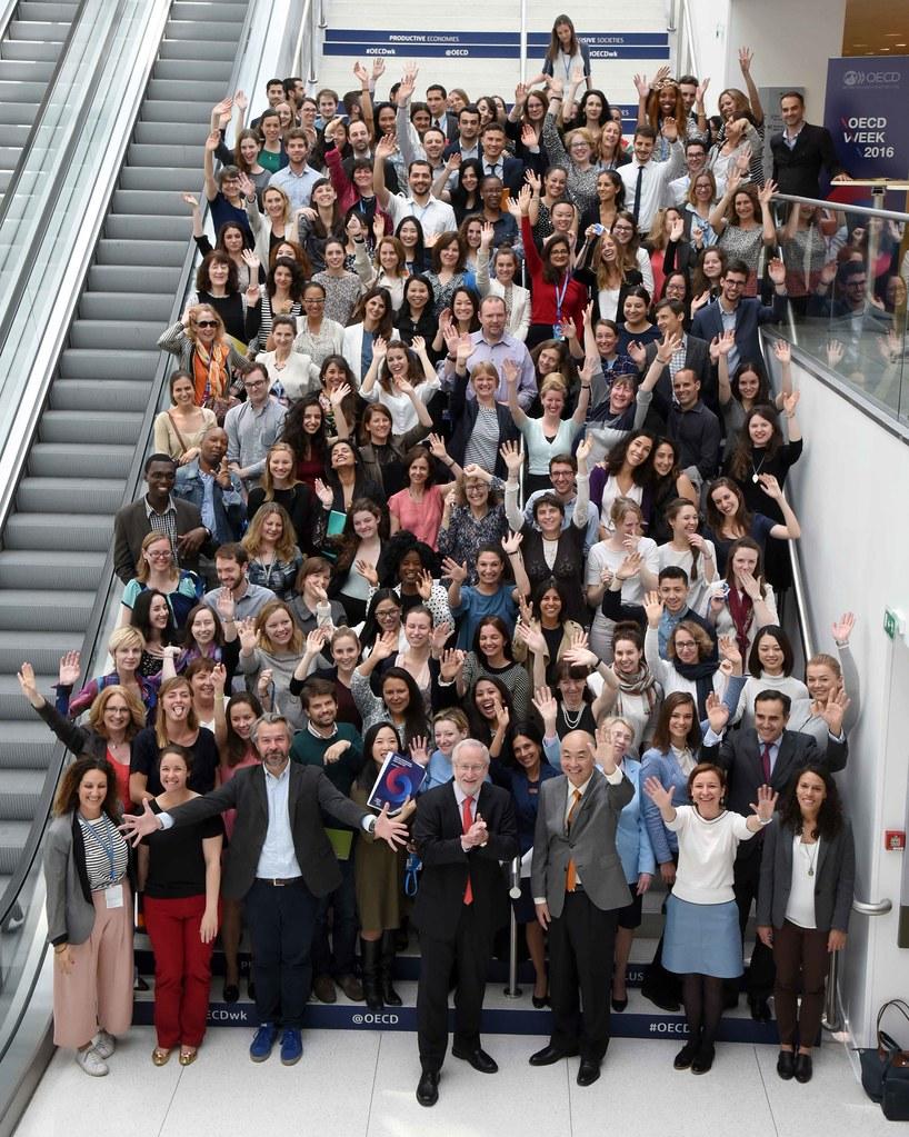 2016 OECD Week: Ambiance
