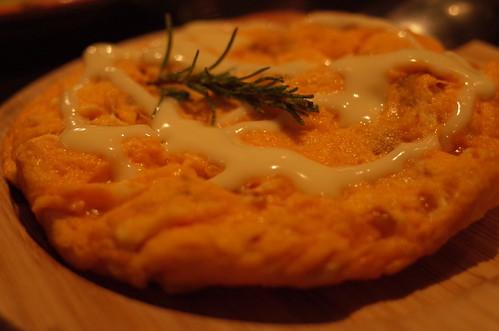 tortilla de patatas 名物!焼きたて たかはしたまごのトルティージャ