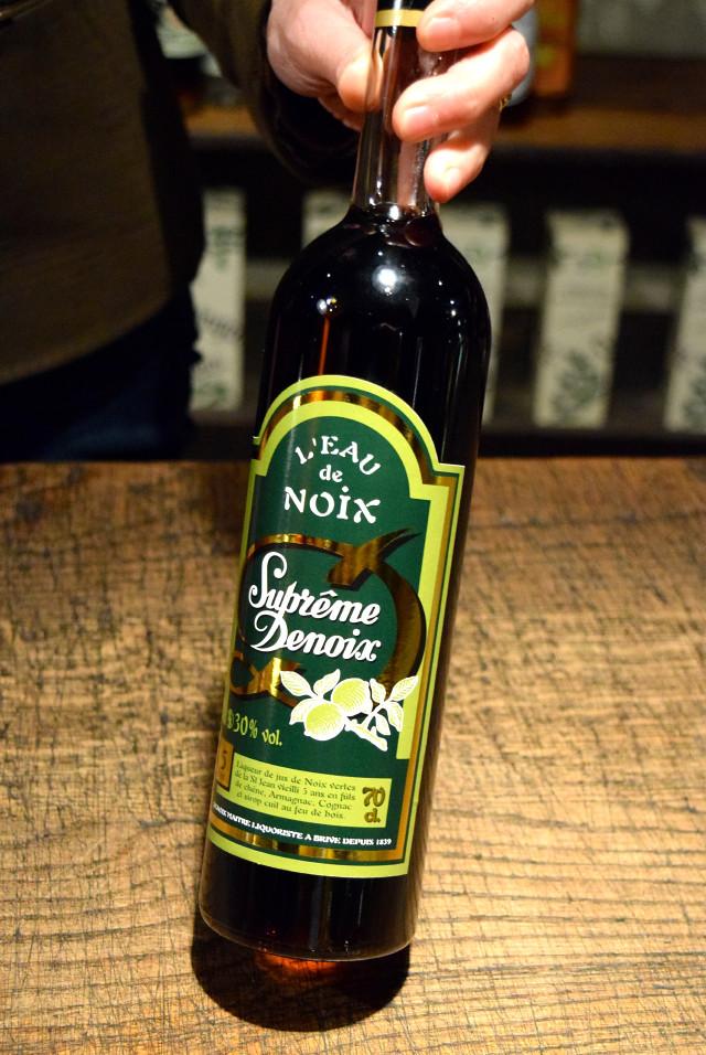 L'Eau de Noix at the Denoix Distillery, Brive | www.rachelphipps.com @rachelphipps