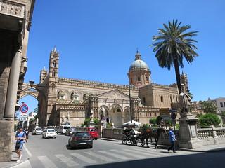 Palermo Cattedrale di Vergine Assunta