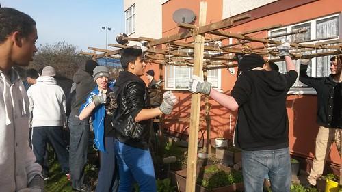 Gardening Volunteering