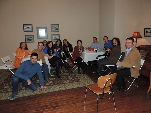 Volunteer Appreciation Dinner 2014