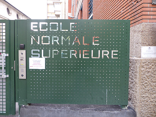 normale sup