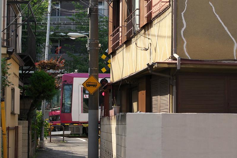 Tokyo Train Story 都電荒川線 2016年6月26日