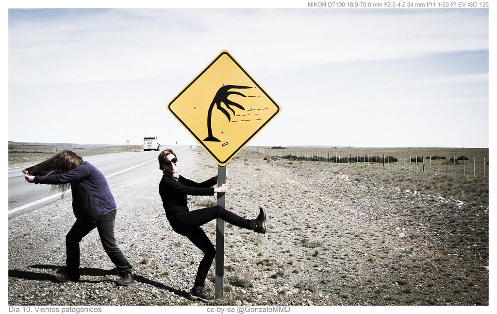 Día 10. Vientos patagónicos