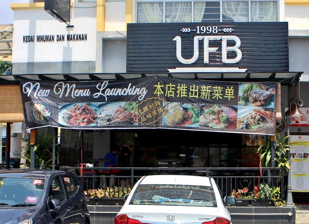 Matcha Johor Bahru: Union Fashion Bar