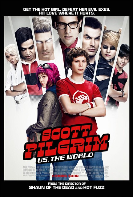 (2010) Scott Pilgrim vs The World