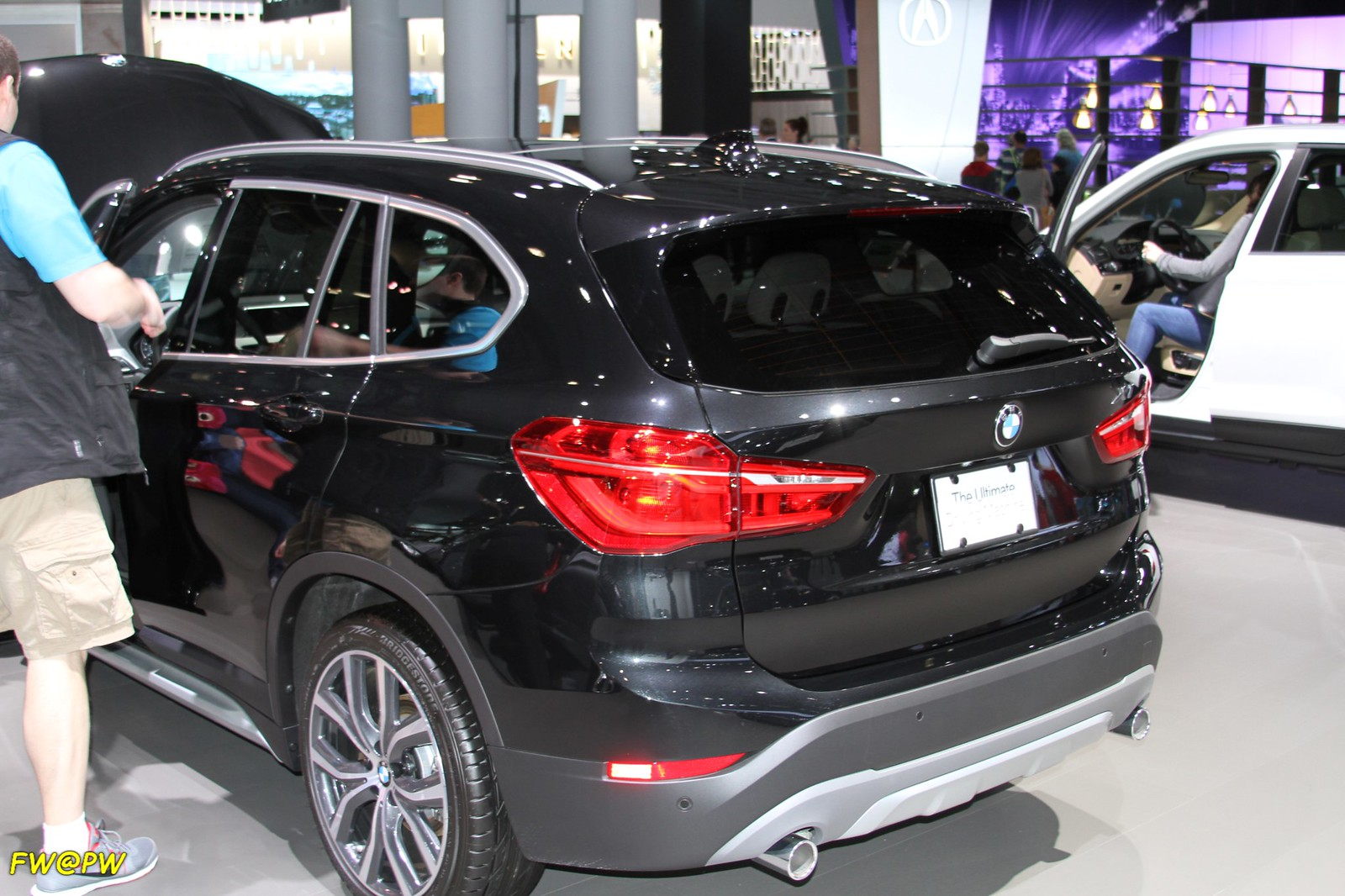 BMW X1 Launched in Pakistan. - 26412656023 375a03fc01 h